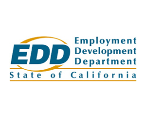 State of California Employment Development Department logo