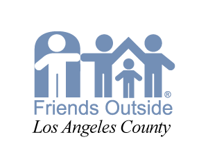 Friends Outside - Los Angeles County logo