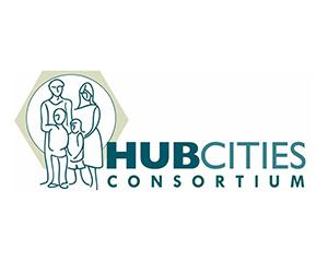 Hub Cities Consortium logo
