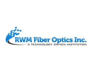 RWM Fiber Optics logo